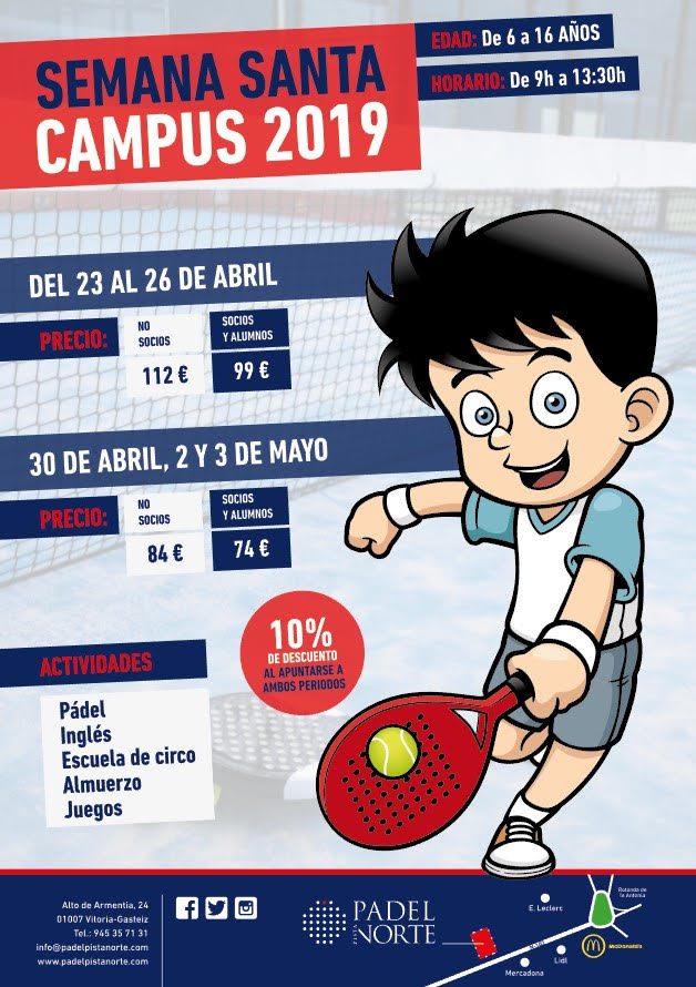 Semana Sanata- Campus 2019